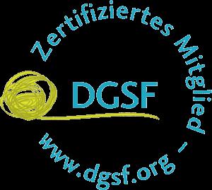 Button Deutsche Gesellschaft für Systemische Therapie, Beratung und Familientherapie e.V.